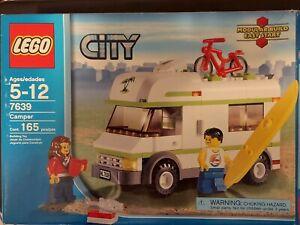 Lego City RV Surfers #7639 Lego