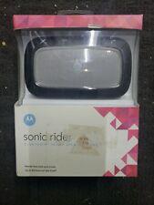 Motorola Sonic Rider Bluetooth In-car Speakerphone