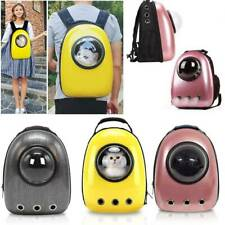 Practical Pet Carrier Backpack Capsule Trip Dog Cat Bag Breathable Astronaut Ace
