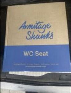 armitage shanks toilet seat