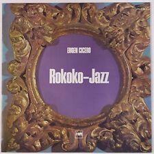 EUGEN CICERO: Rokoko-Jazz SCARCE Japan MPS Vinyl lp NM-Lounge Jazz
