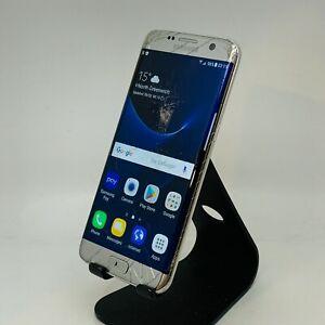 Samsung Galaxy S7 Edge SM-G935F 32GB Unlocked Smartphone - Silver Titanium