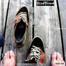 BAD BLOOD - Worn Out (NEW CD, 2008) Punk Rock