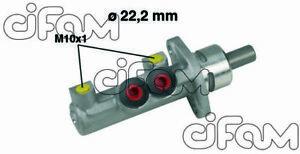 CIFAM (202-327) Hauptbremszylinder für RENAULT