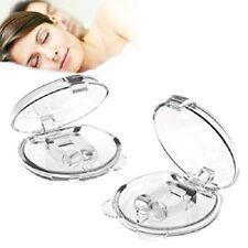 Ealicere 2pcs nose clip against snoring, anti snoring magnet nose clip