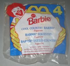 1994 Barbie McDonalds Happy Meal Toy - Cool Country #4
