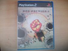 "PLAYSTATION 2. ""RED FACTION II"" GAME"