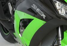 Kawasaki ZX10-R ZX10R 2011-2018 R&G racing aero race kit only crash protectors
