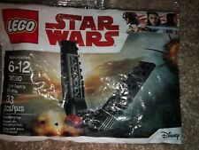 Lego Star Wars Kylo Ren's Shuttle 33 pc polybag. 30380 New Sealed