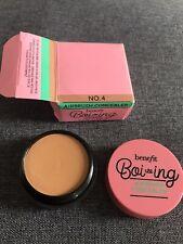 Benefit Boiing Concealer No.4 Tested Once