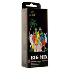 30er-Packung Amor Big Mix Kondome Condome (30 Stück)