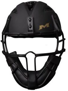 Miken Freak Gold Slowpitch Pitcher's Mask