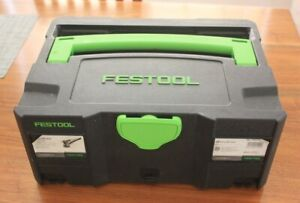 Festool Black SYS2 systainer