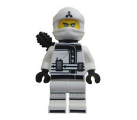Lego ninjago Zane + Carquois de Flèches en Noir njo318 Ninja Figurine Mini Neuf