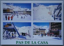 Pas De La Casa Postcard
