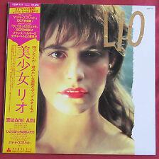 LIO   LP ORIG JAPON + OBI    AMICALEMENT VOTRE