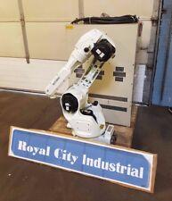 Yaskawa Motoman UP6 Robot with XRC controller - Refurbished