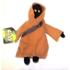 HASBRO STAR WARS BUDDIES - JAWA 10 inch Plush from 1997 KENNER-BRAND NEW W/TAGS!