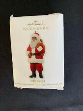 Hallmark Keepsake Ornament African American Jolly Santa