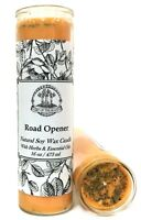 Road Opener 7 Day Soy Spell Candle Opportunity Beginnings Wiccan Pagan Hoodoo
