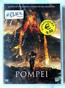POMPEI DVD Nuovo