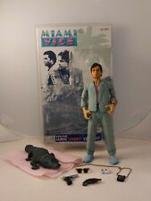 2006 Mezco Miami Vice Detective James Sonny Crockett Complete w/ packaging