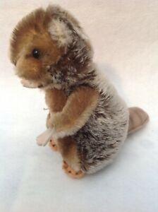 Steiff Naggy the Beaver