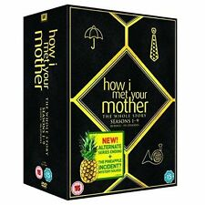 How I MET Your Mother Seasons 1-9 5039036069991 DVD Region 2
