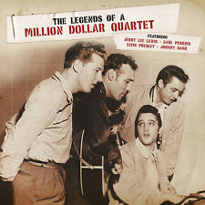 The Legends Of A Million Dollar Quartet  (180g Vinyl LP) NEW/SEALED