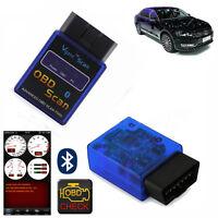 Super Mini OBD2 OBDII ELM327 v1.5 Android Bluetooth Adapter Auto Scanner Torque