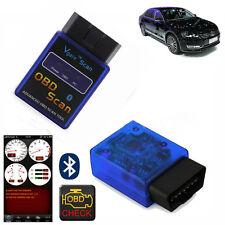 Mini VGate Scan ELM327 Bluetooth V2.1 OBD2 OBD II Auto Torque Scanner tool B