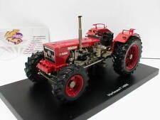 """Schuco PRO.R 09016 - Hürlimann T-14000 Traktor Baujahr 1976 """" rot """" 1:32  NEU"""