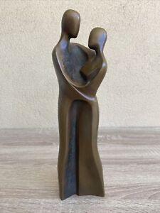 Loni Kreuder Sculpture En Bronze Signé Et Numéroté