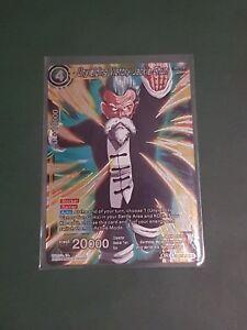 Unyielding Victory Jackie Chun Dragon Ball Super Card Game