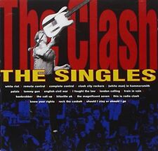 The Clash / Singles (Best of / Greatest Hits) **NEW** CD