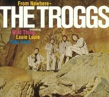 From Nowhere by The Troggs (CD, Sep-2003, Repertoire)