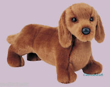 "Douglas Gretel RED DACHSHUND  12"" Plush Stuffed Animal Puppy Dog Cuddle Toy New"