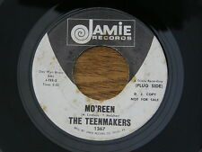 "TEENMAKERS MO'REEN / DREAM WORLD JAMIE orig GARAGE MOD BEAT PSYCH 7"" 45"