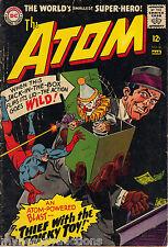 The Atom The Worlds Smallest Super-Hero DC Comics # 23 1966. Good / Very Good.