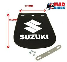 SUZUKI LOGO MOTORCYCLE  MUD FLAP SMALL 120mm X 160mm