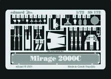 Eduard Accessories ss172 - 1:72 mirage 2000c-ätzsatz-nuevo
