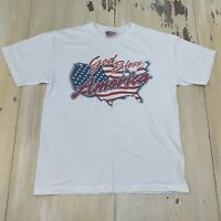 God Bless America  Green Tractor and Flag   Sweatshirt//L//S Tshirt   Sizes//Colors