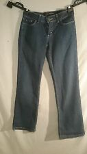 Riders by Lee Ladies Jeans in Blue Stretch Denim - Size USA 6