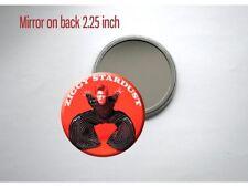 "David Bowie Ziggy Stardust Starman Rock Pop Era Star 2.25"" Pocket/Purse Mirror"