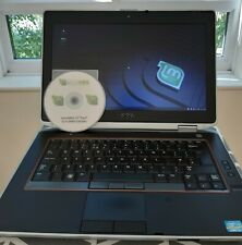 Dell 6420 laptop - with clean Linux Cinnamon operating system - free P&P