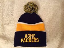 Green Bay Packers ACME Packers Tassel Hat