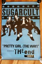 SUGARCULT - Pretty Girl Record Poster PROMO ONLY!!!