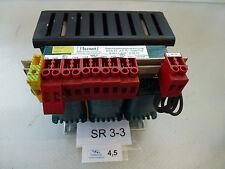 Ismet Dga 10 nr 700910/a 240W Primary 3x400V Sec 24VDC 10ADC Transformer Type