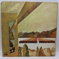 Stevie Wonder Innervisions Vinyl Record 1973 Tamla T 326V1 Gatefold LP