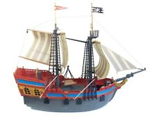 Rare Playmobil Pirate Ship - 3940 - Biggest Playmobil ship made. Great condition